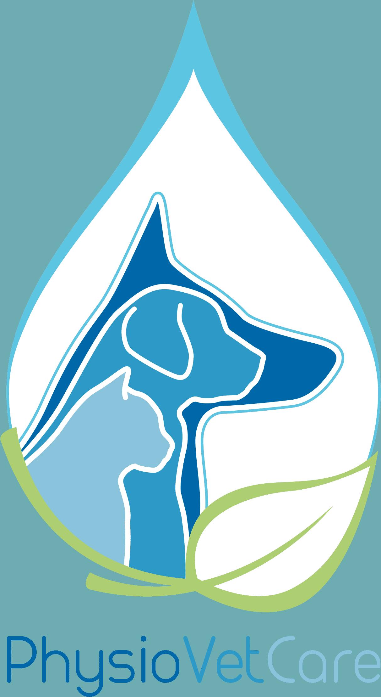Logo Vertical PhysioVetCare